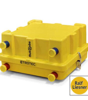 HEPA-Filter-Gehäuse MultiQube
