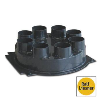Kombiverteiler für TTV 4500 / TTV 4500 HP