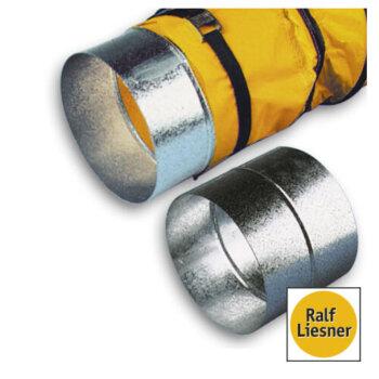 Schlauchverbinder 450 mm Durchmesser