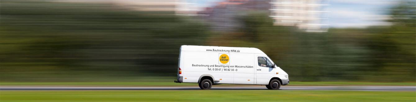 Service Liesner Bautrocknung NRW