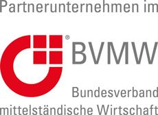 Partnerunternehmen im Bundesverband mittelständische Wirtschaft (BVMW)