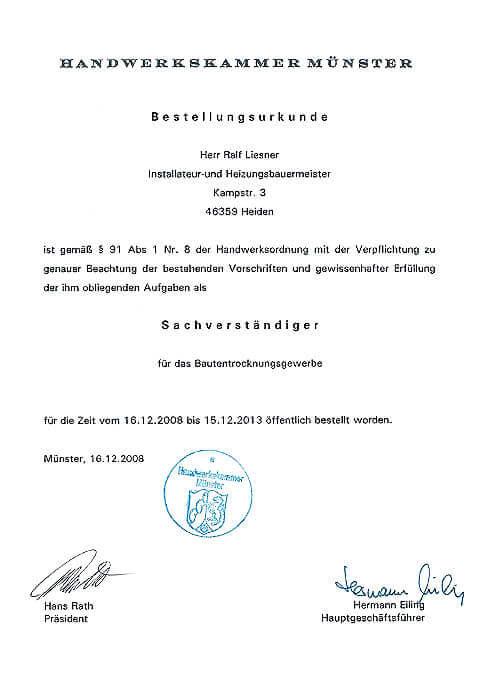 Handwerksordnung Nrw Pdf