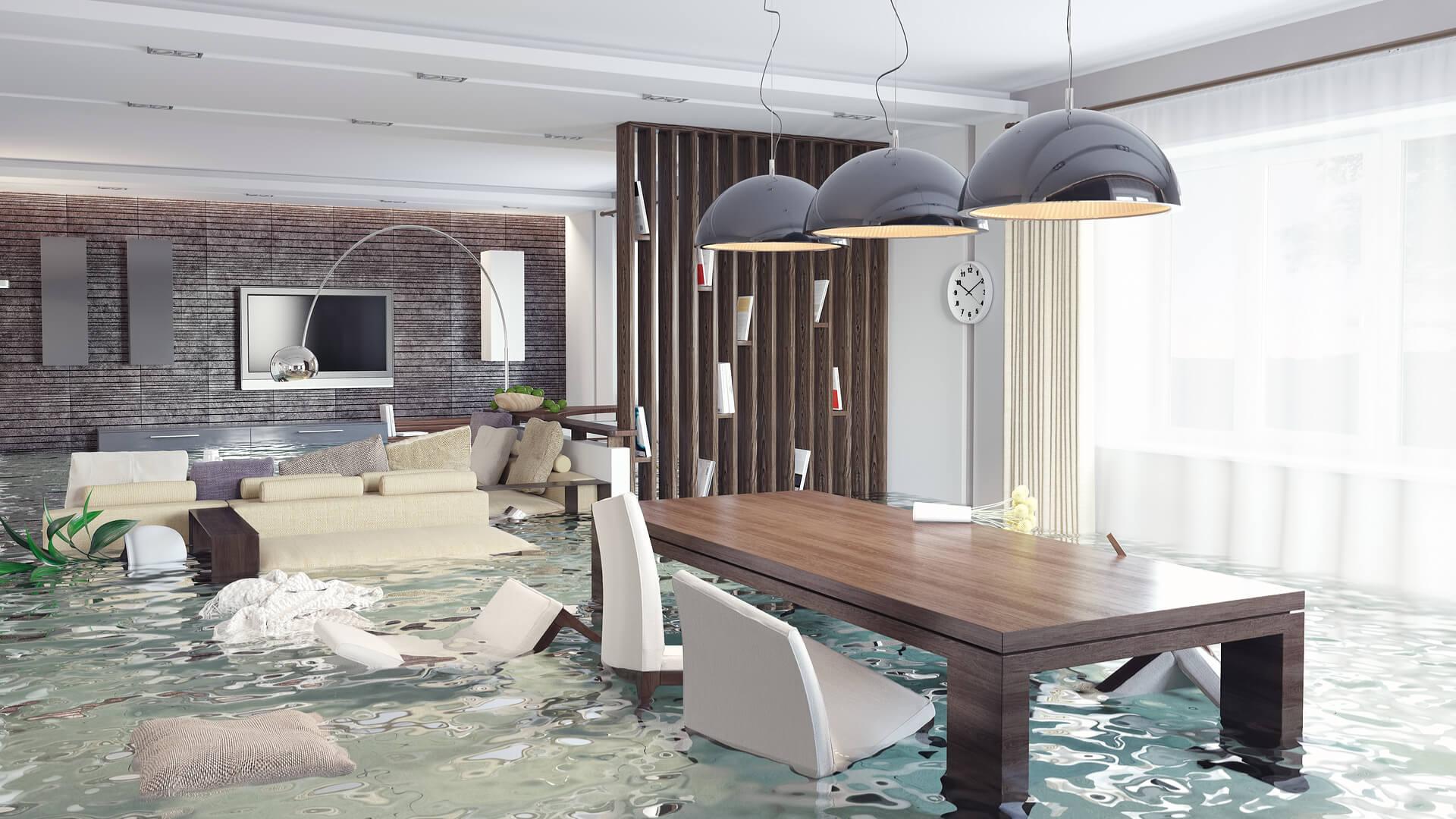 Top Bautrocknung NRW | Wasserschaden: Trocknung nach Plan BJ08